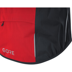 GORE WEAR C5 Gore-Tex Active Veste Homme, black/red